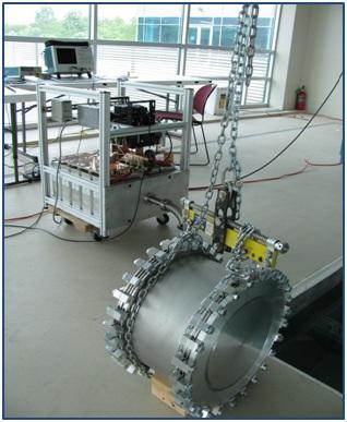High-Powered Underwater Acoustic Generator