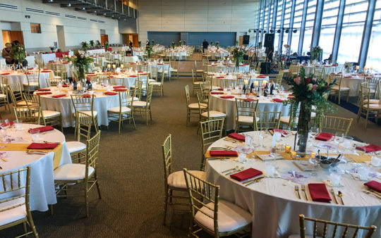 EHall_Holly Ball 2020 Formal Tables