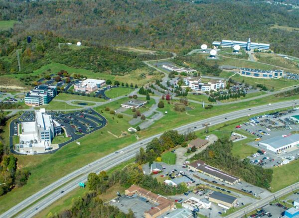 The I-79 High Technology Park is located in Fairmont just off Interstate 79. Submitted photo