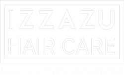 Izzazu Hair Care Products Logo
