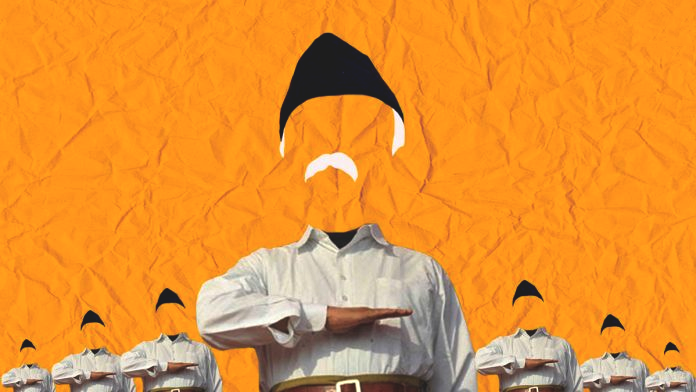 RSS gets ready to fight coronavirus with awareness campaign, masks ...