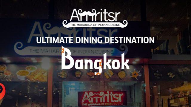 AMRITSR RESTAURANT  · North Indian restaurant