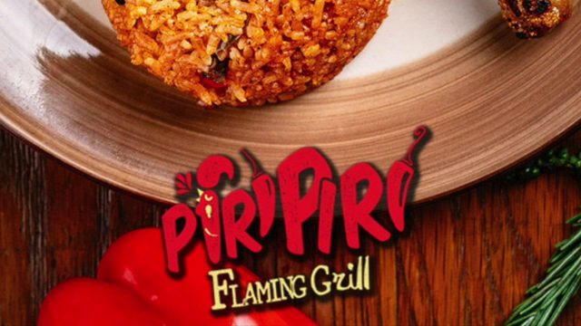 Piri Piri Flaming Chicken Soi13 Trendy Building