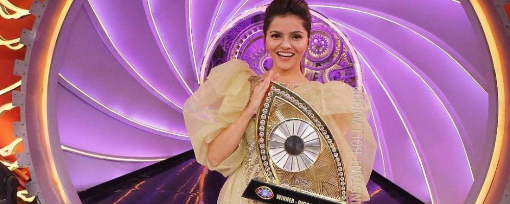 Bigg Boss 14: Rubina Dilaik emerges as the winner of the season