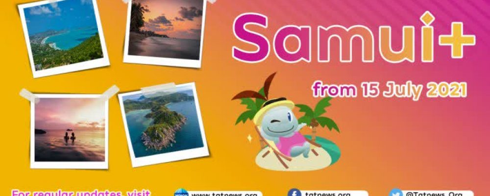 """Thailand's """"Samui Plus Model"""" hopes to draw 1,000 foreign tourists in a month"""