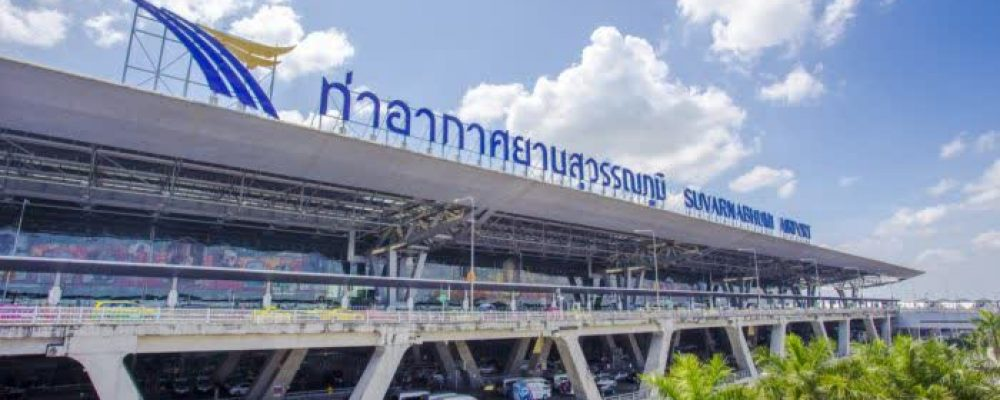 Suvarnabhumi Airport turns check-in area into vaccination facility for staff