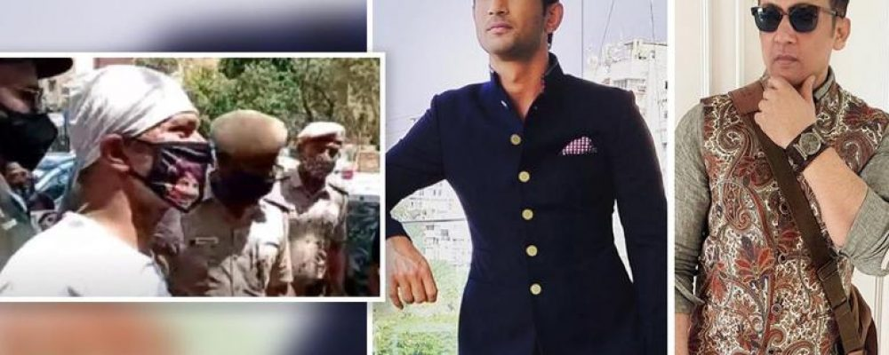 SSR Death 'not Suicide', Writes Shekhar Suman On Anniversary; Ganesh Hiwarkar 'detained'