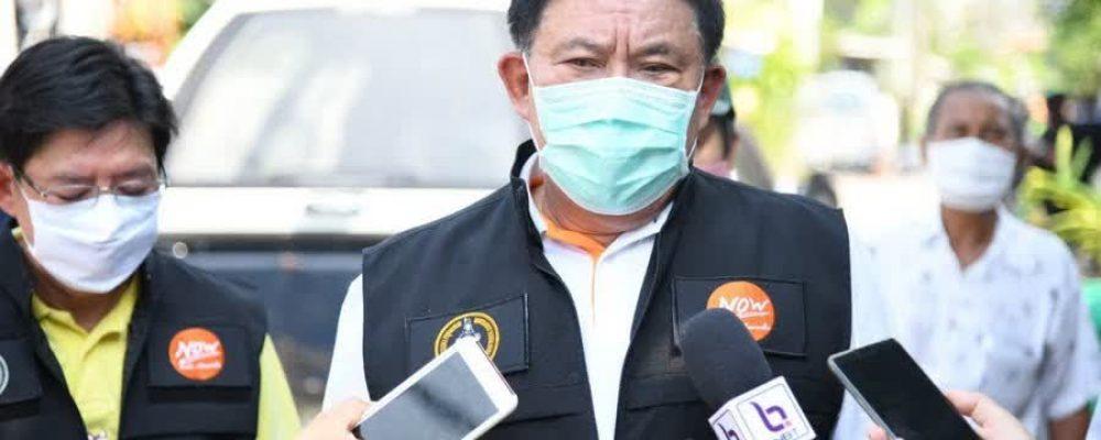 Bangkok Administration Speeds up Proactive Rapid COVID-19 Tests