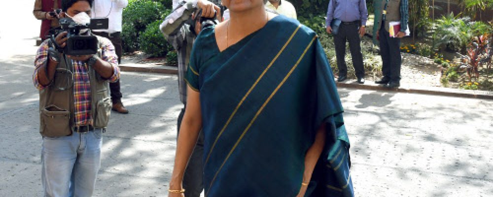 Don't want anyone to remain hungry': Sitharaman announces Covid-19 relief package