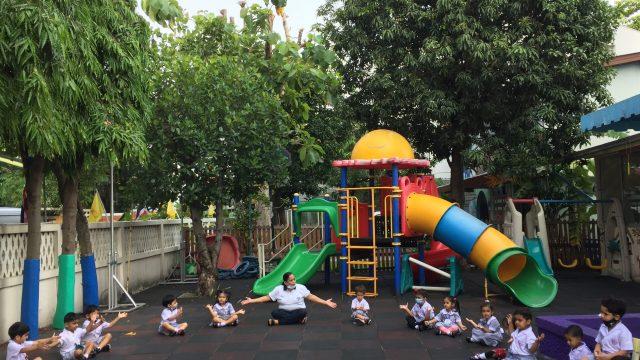 Tiny Tots International Learning Centre Sathorn Bangkok