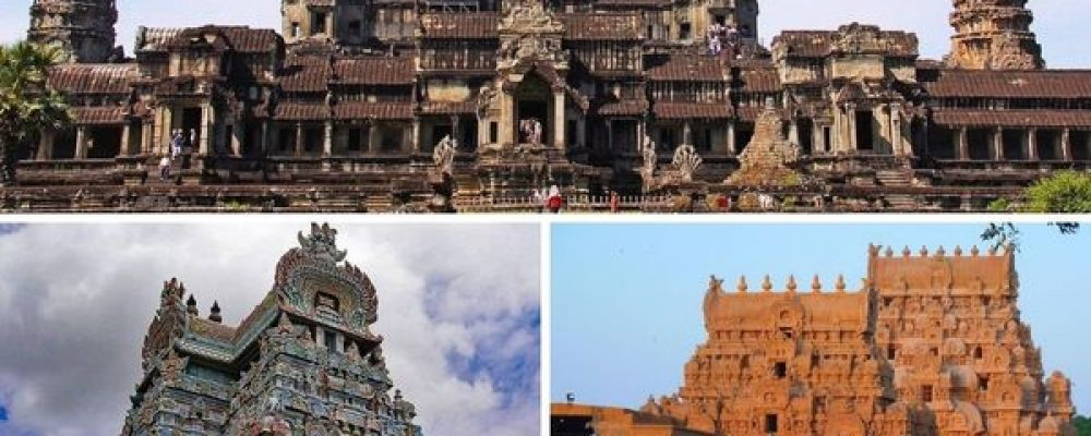 Ahead of Ram Mandir Bhumi Pujan, here's taking a look at the largest Hindu temple complexes in the world