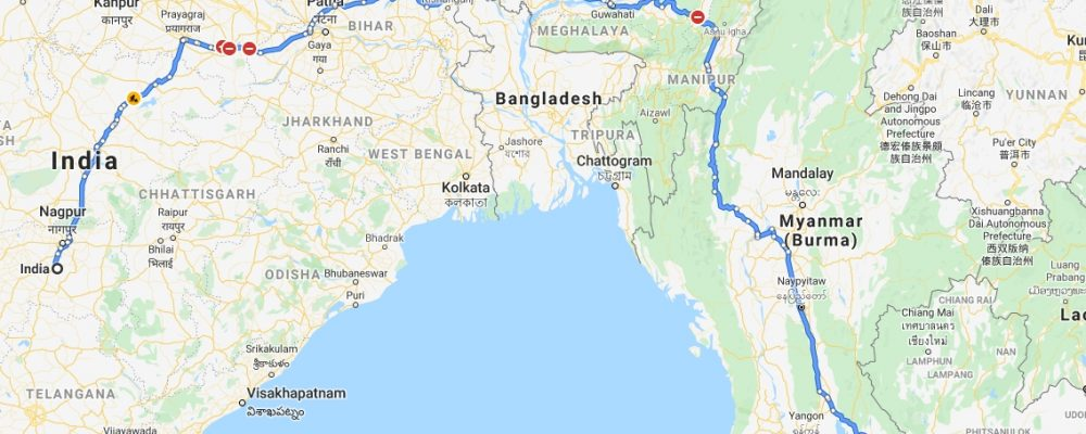 Supreme Court Clears Hurdle In Highway Connecting India, Thailand