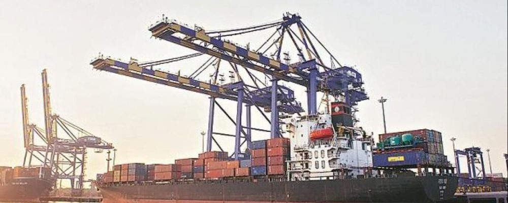 Indian, Thailand ports trusts sign three MoUs to reduce sea travel time