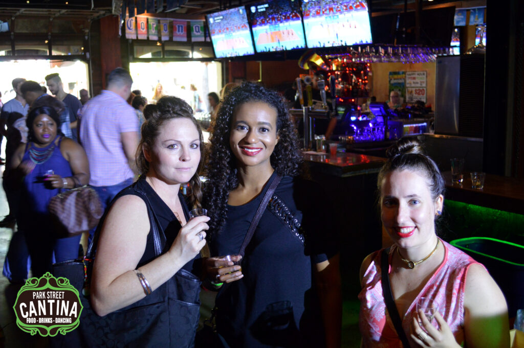 Park Street Cantina has long been a place for friends, and good times
