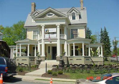 Hutchinson House, Fairmont WV