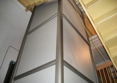 Memorial Building Chair Lift