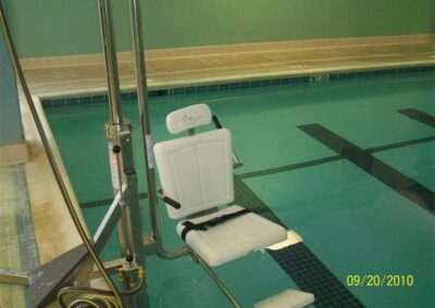 YMCA Chair Lift