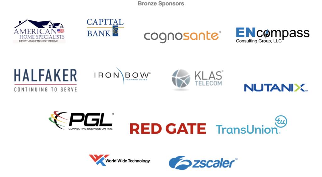 Bronze Sponsor Logos