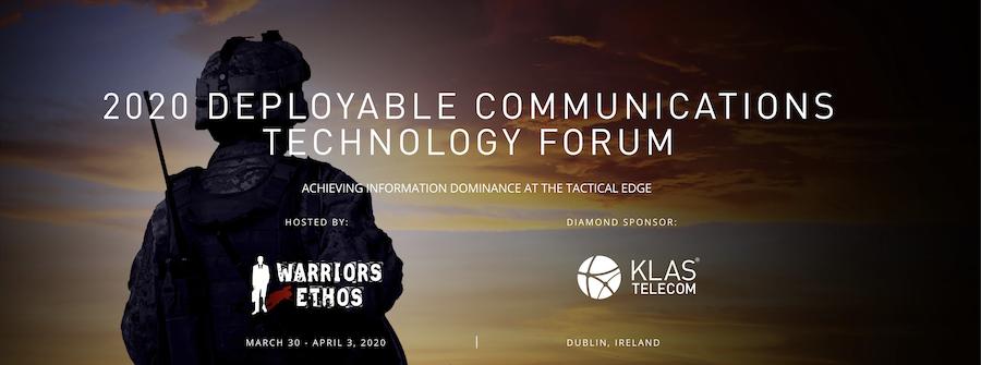 Deployable Communication Technology Forum