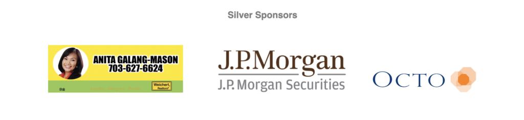 Silver Sponsor Logos