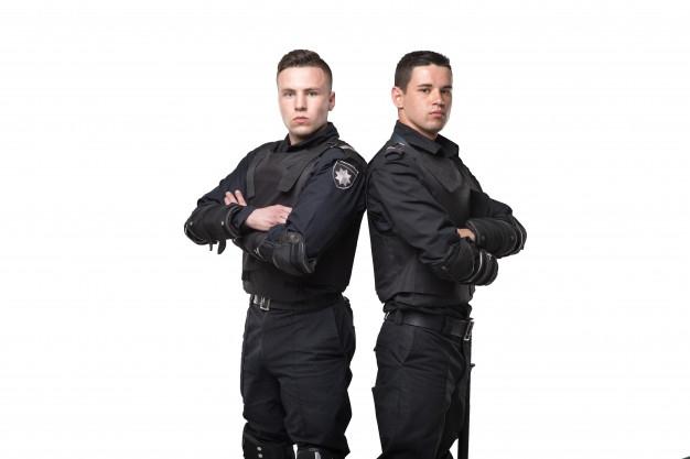 Armed Security Officers In San Bernardino