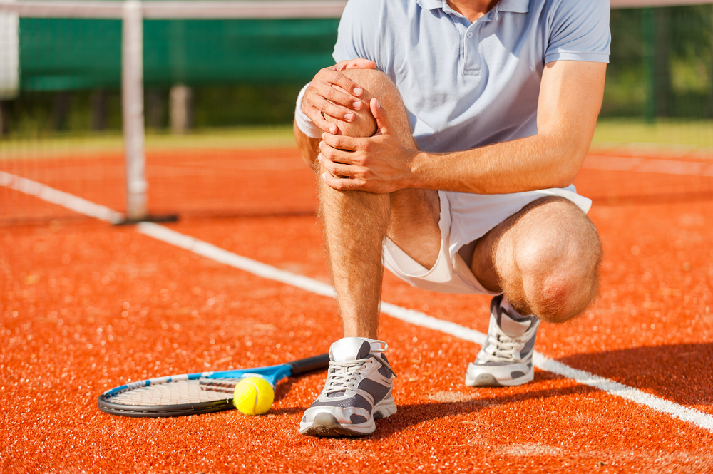 Common tennis injuries – Effective treatments