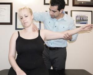 Active Release Technique - Rhomboid & Serratus Posterior Superior muscles - Pregnancy Issues