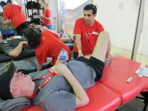 Vancouver Marathon - Chiropractor