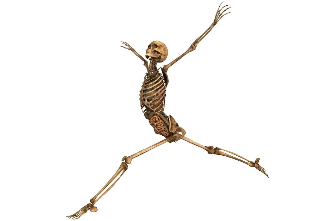 Skeleton - Dancing