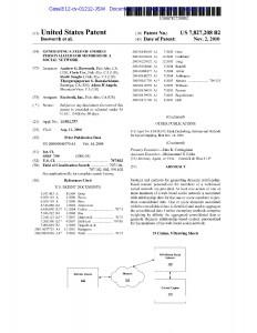 U.S. Patent No. 7,827,208