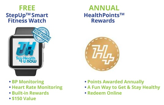 HealthPoint Plus Watch