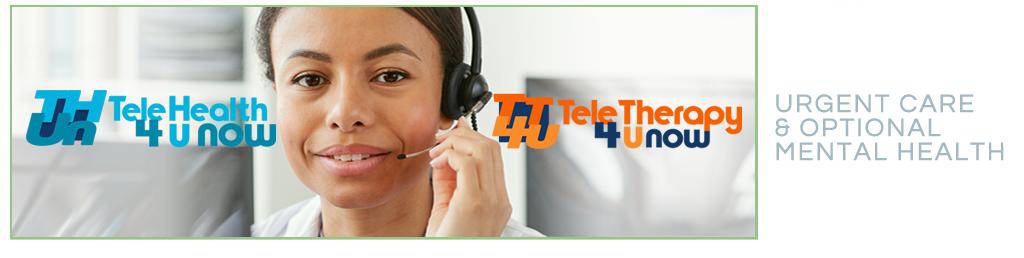 TeleHealth4UNow / TeleTherapy4U Now