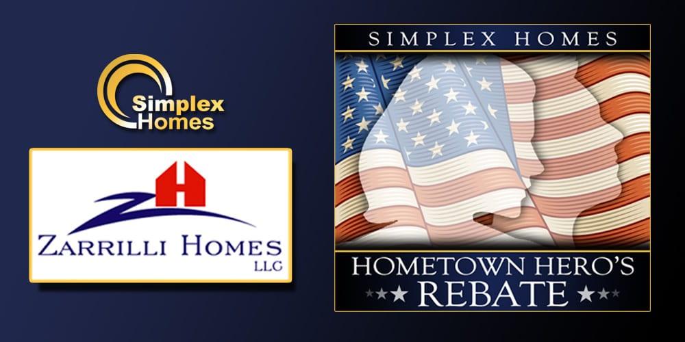 Hometown Hero Rebate