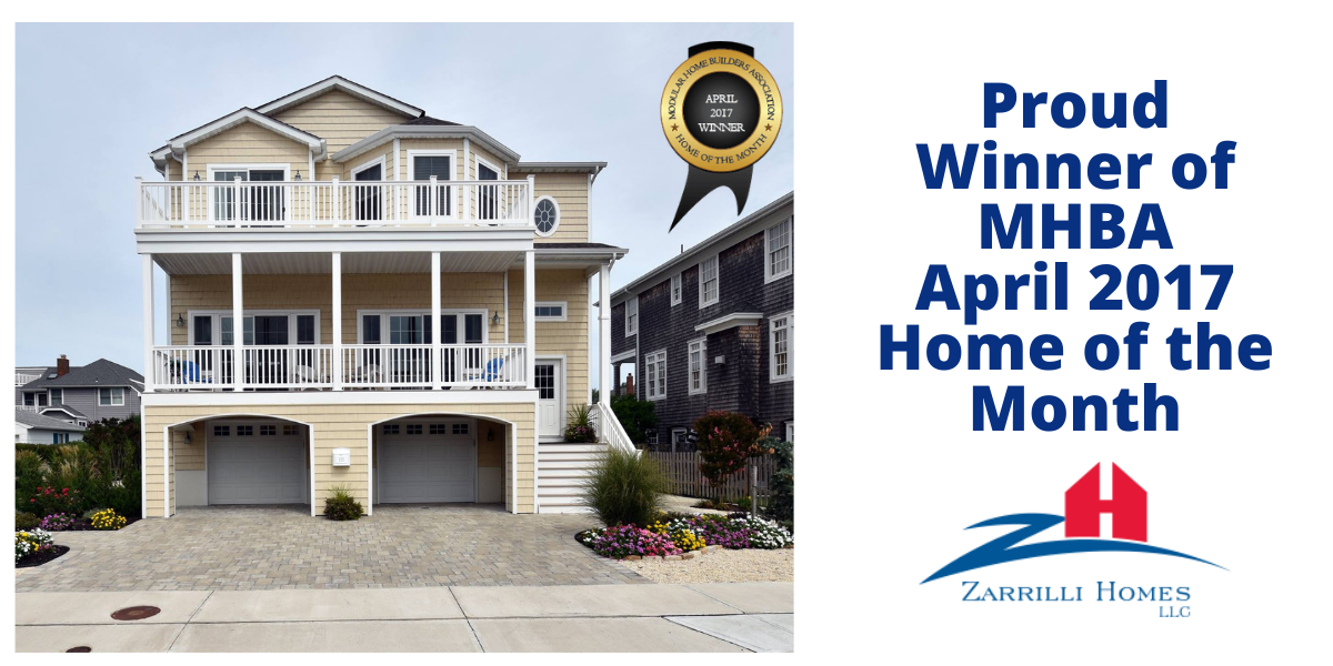 MHBA Home of the Month April 2017