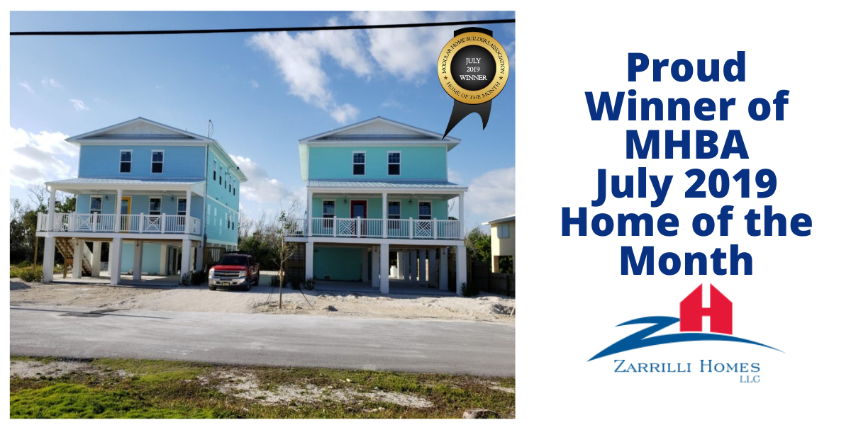 MHBA Home of the Month July 2019