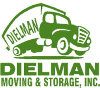 Dielman Moving & Storage, Inc. Logo