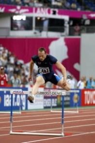 Hurdle Training 300-400 meter Hurdles