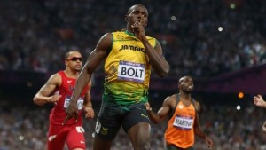 usain bolt olympic champion