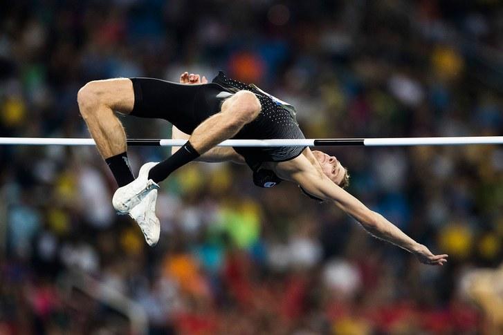 High Jump Technique
