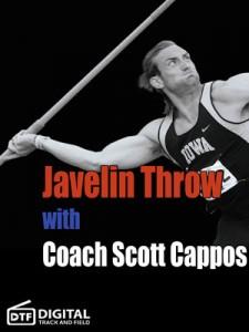 Javelin Throw Practice