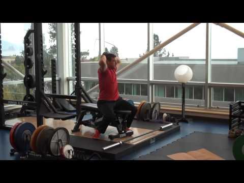 Martin Bingisser Special Hammer Strength