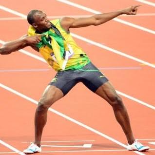 How Usain Bolt Became Super Fast