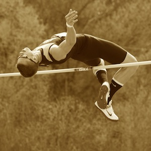 Track and Field Jumping Progressions High Jump