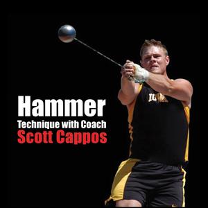 Teaching The Hammer Throw Lesson 4