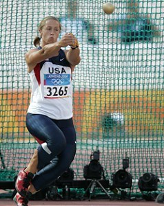 Women's hammer throw