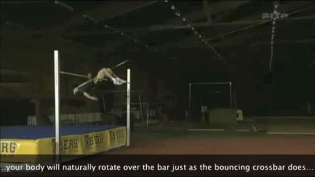 High Jump Mechanics Video