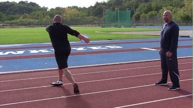 Discus Throw Drills