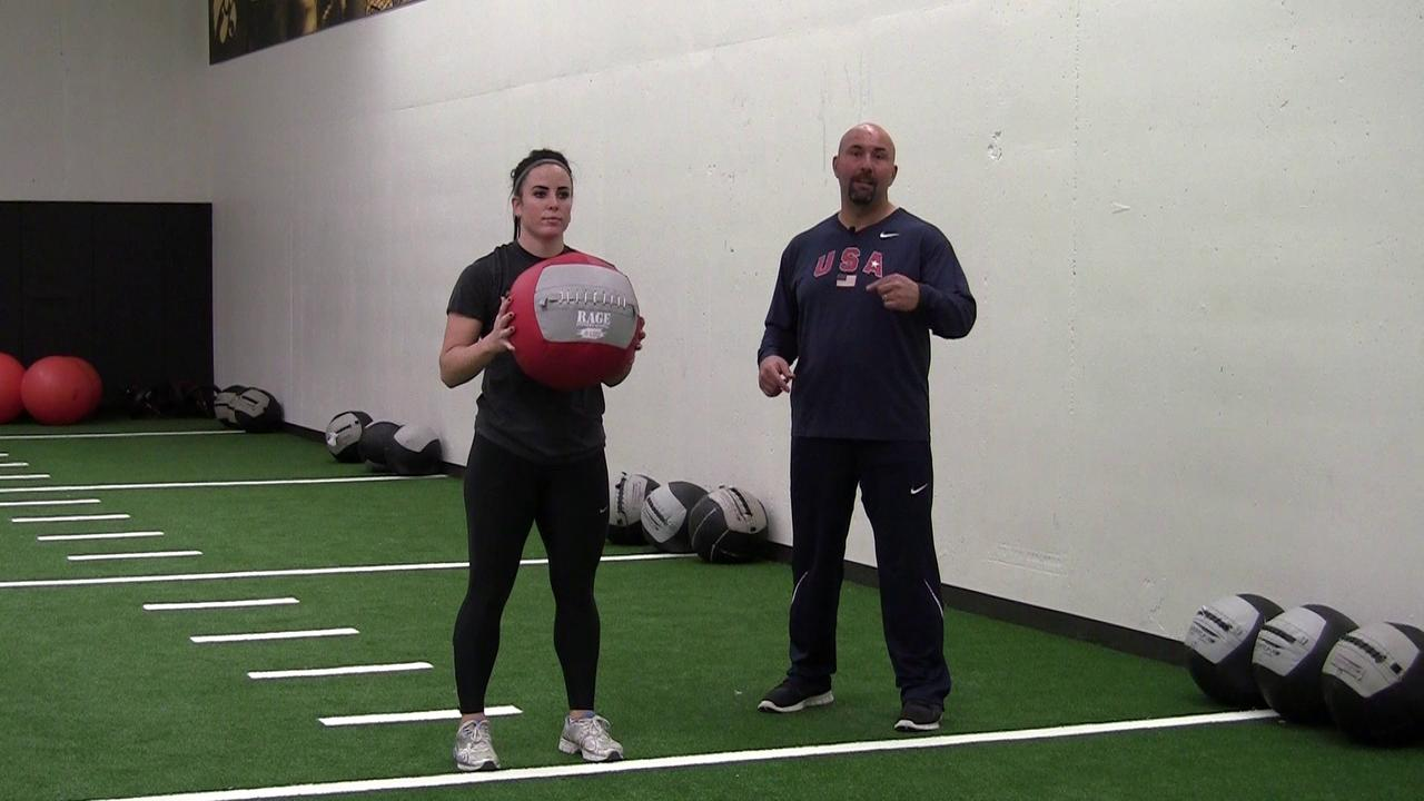 Strength Exercises For Throwers