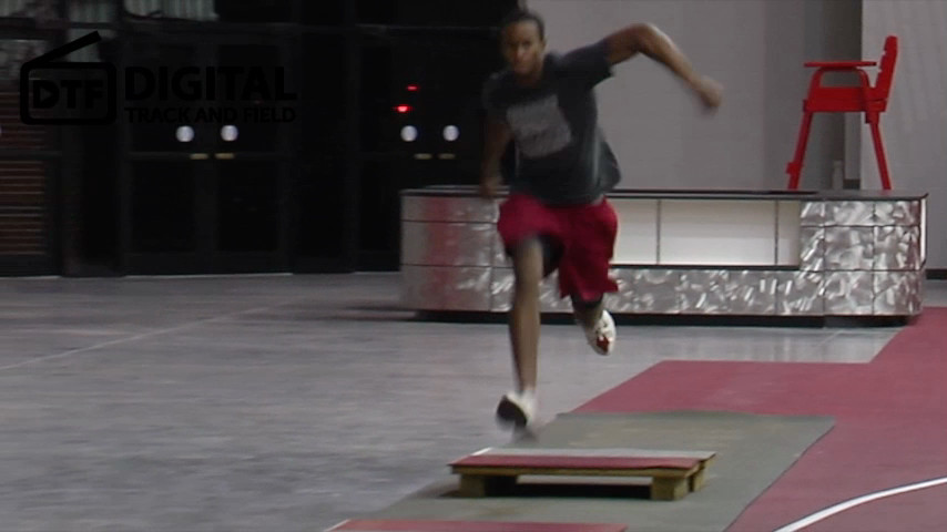 Track and Field Plyometrics