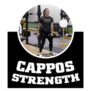 Strength Training with Coach Cappos